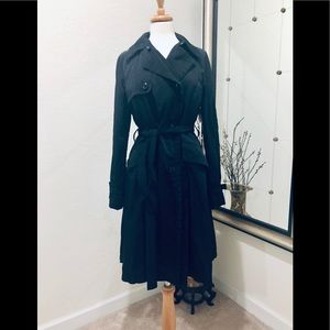 Max Mara rain trench coat 10